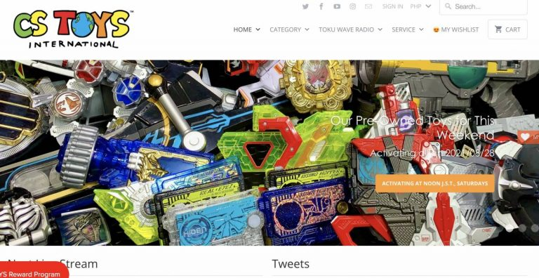【Shopify事例紹介】CSTOYS INTERNATIONAL